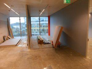 Sony Building Learnardo da Vincilaan Brussels Belgium